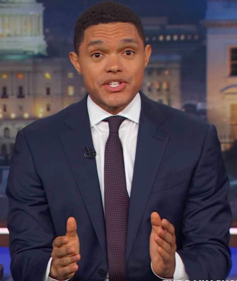 Why Trevor Noah Wants ISIS to Take Credit for Hurricanes