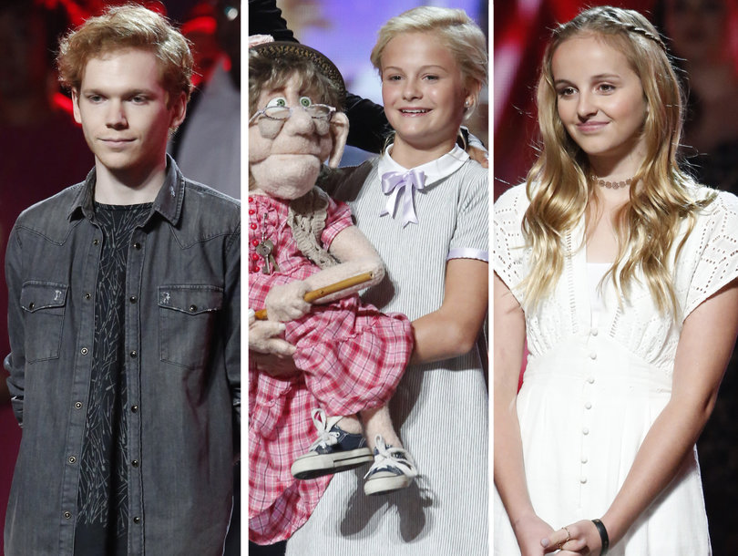 'America's Got Talent' 5th Judge: Finally, Variety Knocks Singers Down a Notch in Semifinal Results
