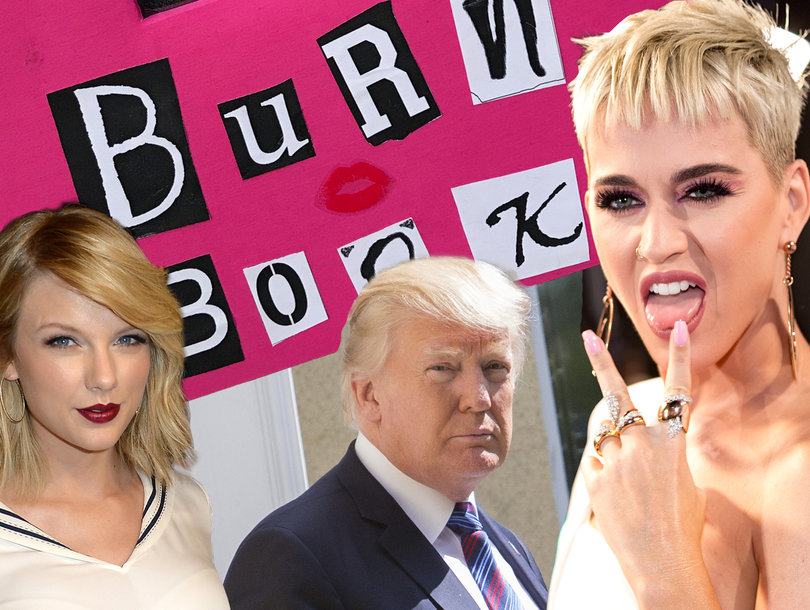 'Mean Girls' Fans Fugly Slut-Shame One of These Stars In TooFab Burn Book