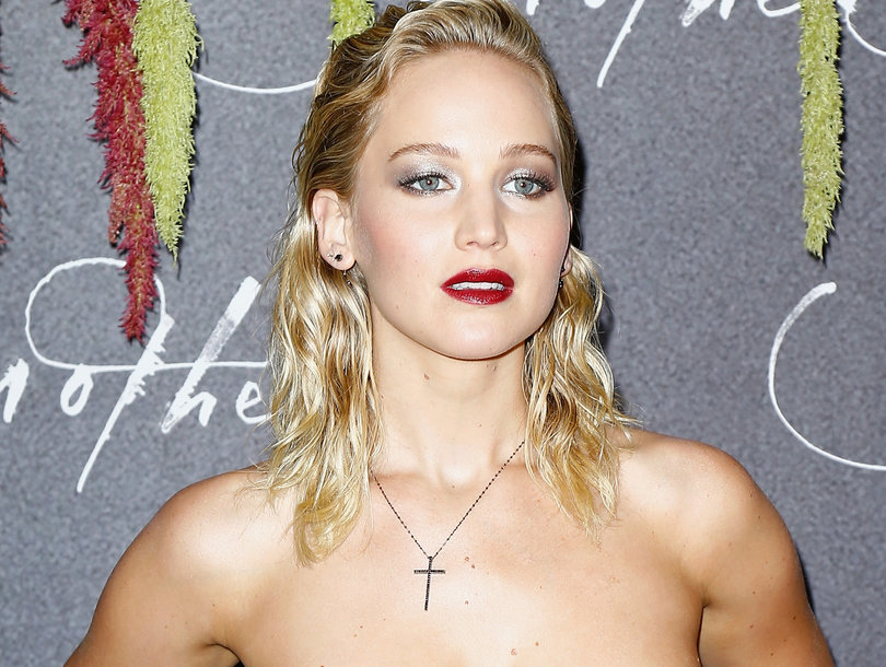 Jennifer Lawrence's Stylish 'mother!' Press Tour Rolls on In Paris