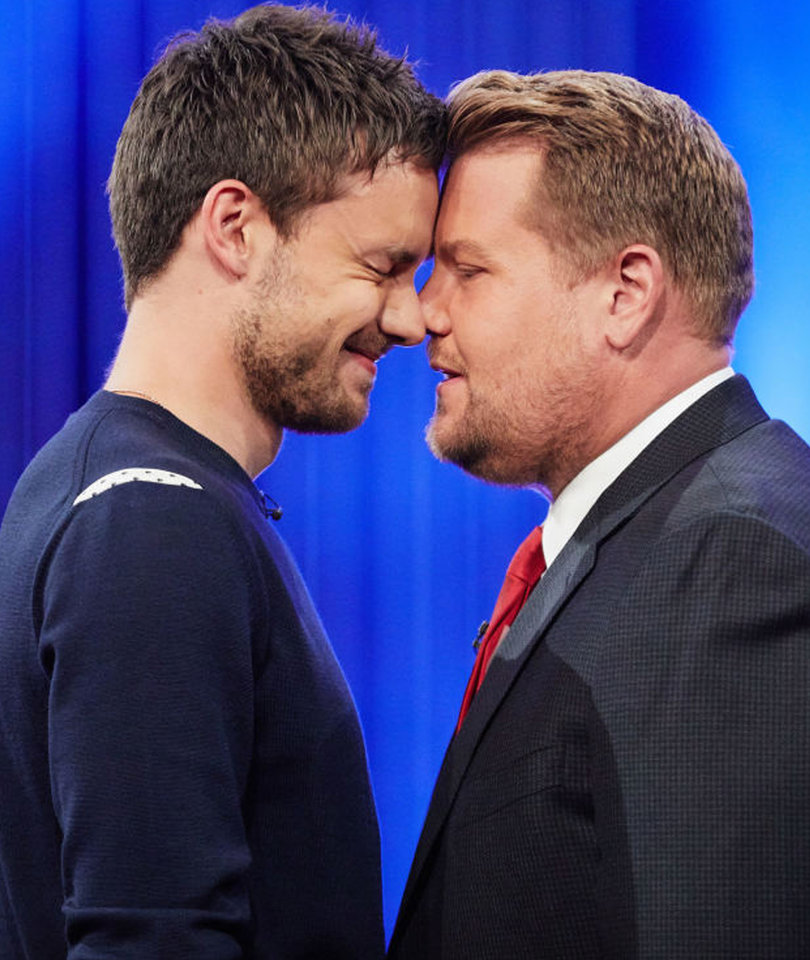 Liam Payne Battles James Corden In Solo Artist vs. Boy Band Riff Off