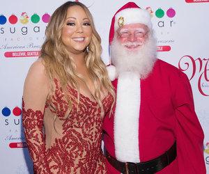 Mariah Carey Is Already in the Christmas Spirit