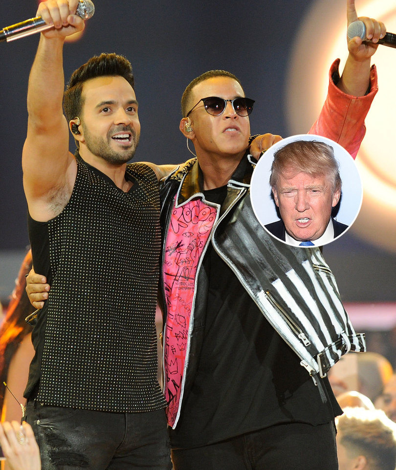 'Despacito' Co-Writer Says Hit Proves Trump Is 'Very Small Minded'