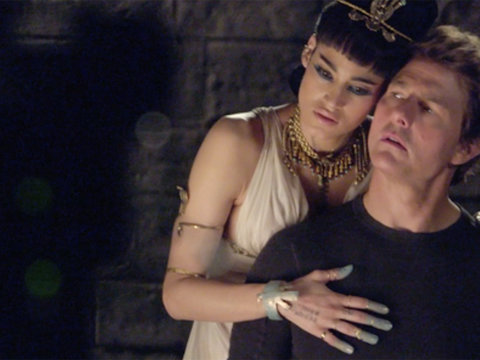 Watch Tom Cruise and Sofia Boutella's Very First Screen Test for 'The Mummy'