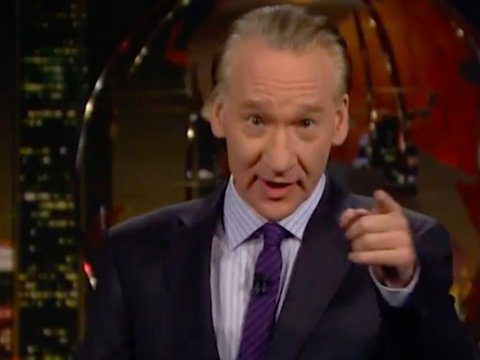 Maher Points Out the 'Inconvenient Truth' About Hurricane Irma's Path