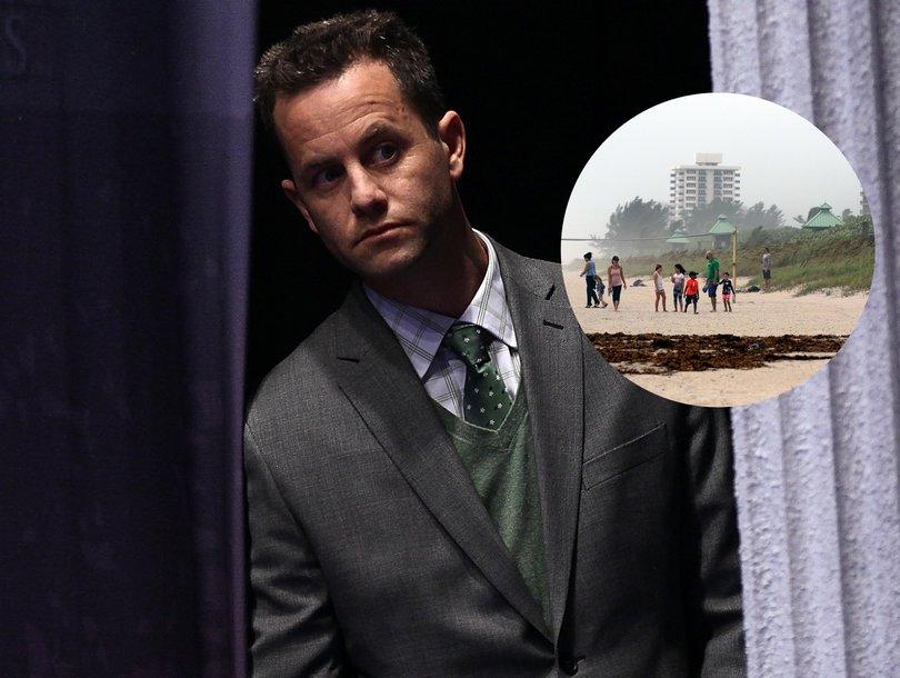 Kirk Cameron's Hurricane Irma Comments Spark Major Backlash
