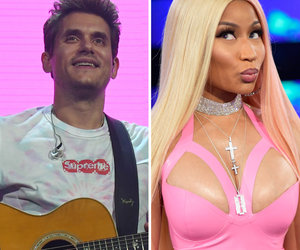 John Mayer Is Speechless After Nicki Minaj Flirts with Him on Twitter
