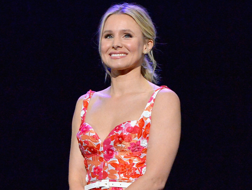 Kristen Bell Serenades Hurricane Irma Shelter with 'Frozen' Songs