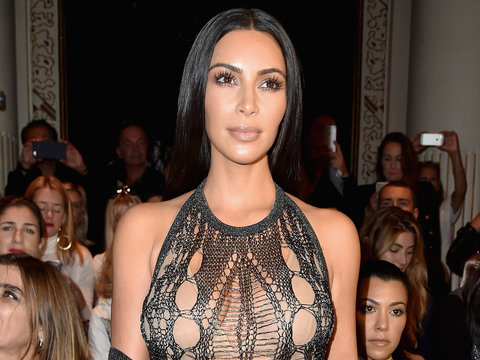 Fact-Checking Kim K's Feminism Claims at Center of Sharon O 'Ho-Gate'