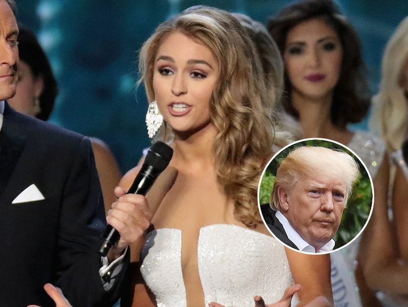Miss Texas Eviscerates Trump's Charlottesville Response in Just 15 Seconds: 'It Was a Terrorist Attack'