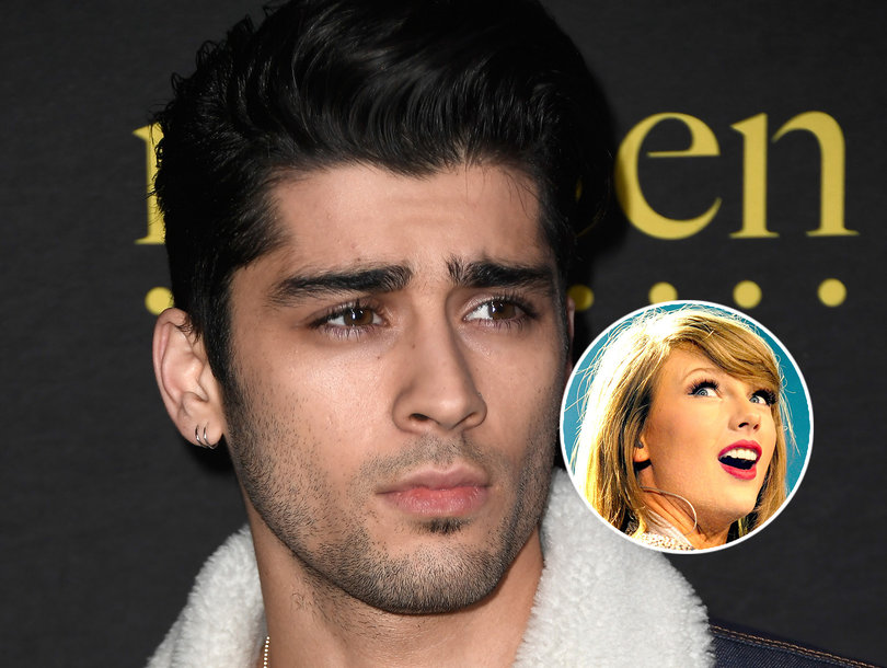 Zayn Malik Has a Message for Taylor Swift Haters