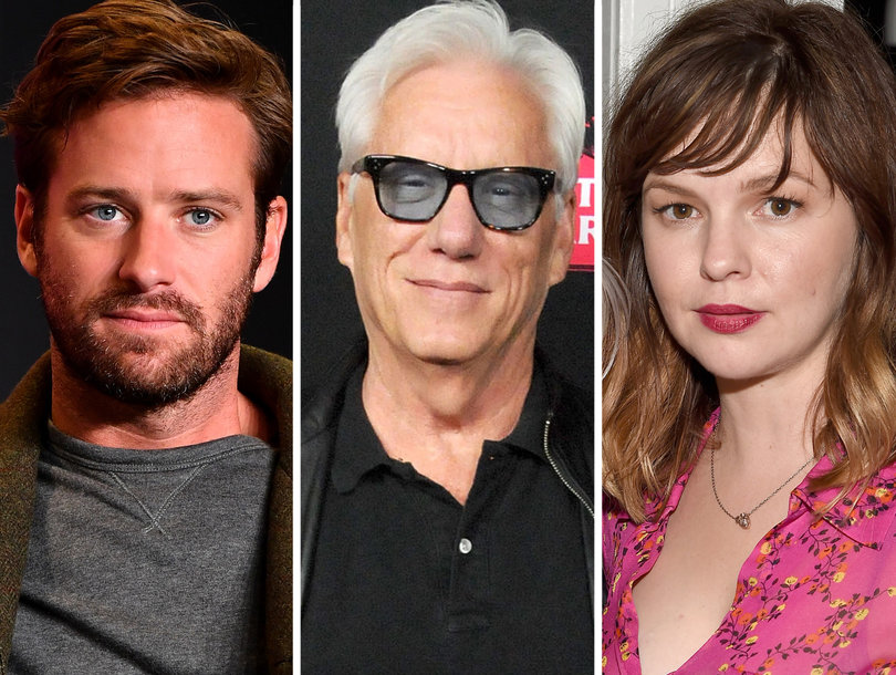 Armie Hammer, Amber Tamblyn Drag James Woods Over Anti-Gay Remarks: You Asked Me to Vegas When I Was 16