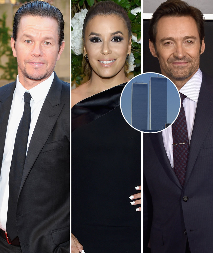 Hollywood Remembers 9/11: Wahlberg, Longoria Among Stars Who #NeverForget