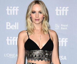 Jennifer Lawrence Takes Her Stylish 'mother!' Press Tour to Toronto