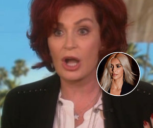 Sharon Osbourne Now Says Kim Kardashian Is 'Not a Ho'