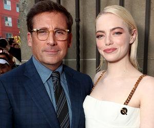 Emma Stone and Steve Carell Reunite at Toronto International Film Festival