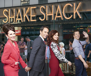 How 'Will & Grace' Shacked Up With a Burger Chain to Make Sassy Shakes