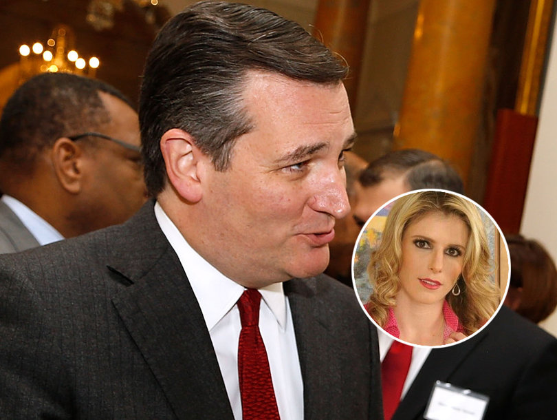 Ted Cruz Is Actually Being Pretty Cool About This Porn Fiasco