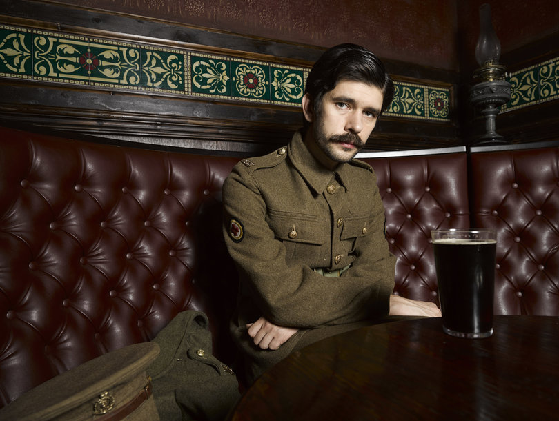 BBCA Queers Ben Whishaw