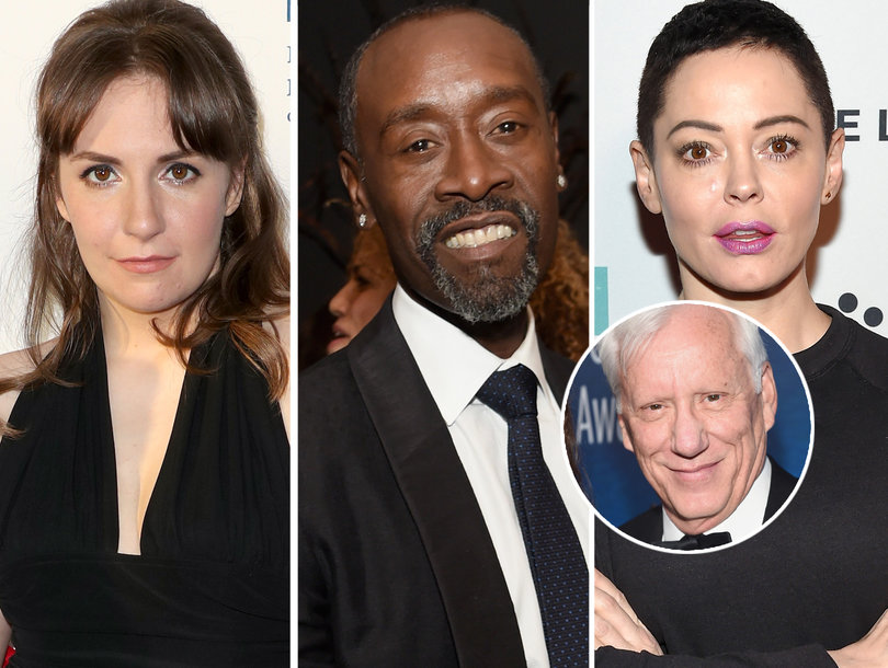 More Hollywood Stars Pile On 'Creepy Old Dude' James Woods After Anti-Gay Remarks