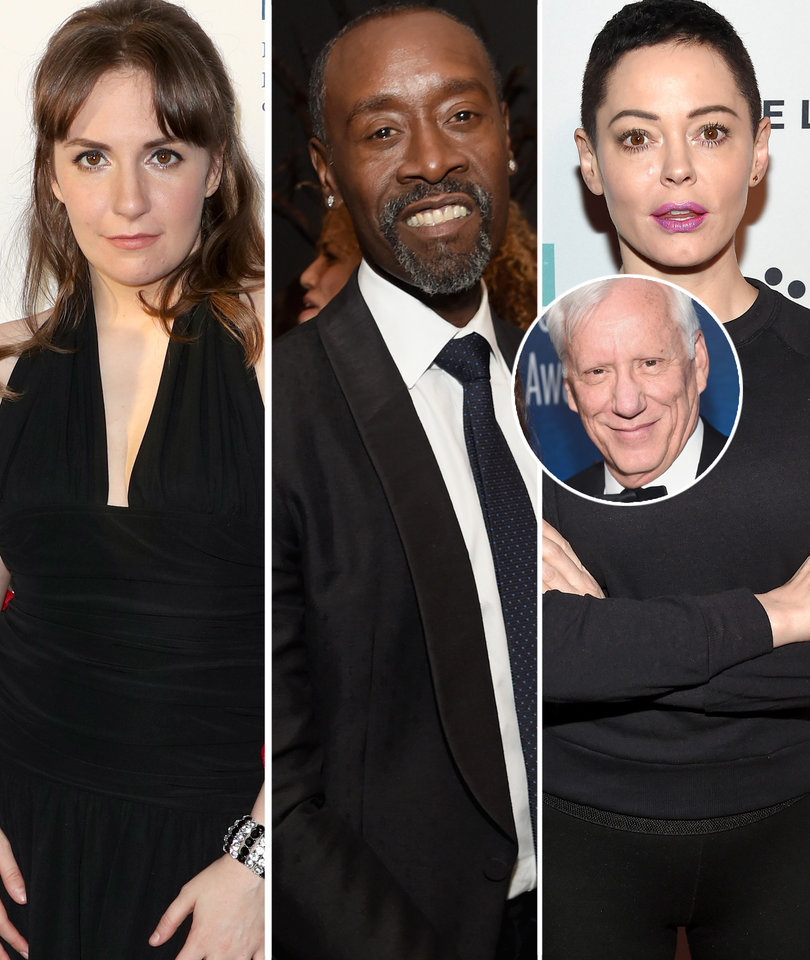 Hollywood Stars Pile On 'Creepy Old Dude' James Woods After Anti-Gay Remarks