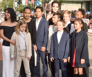 Angelina Jolie's Six Children Support Mom at Toronto Film Festival Premiere