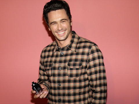 James Franco Cleans Up Nicely at NYFW