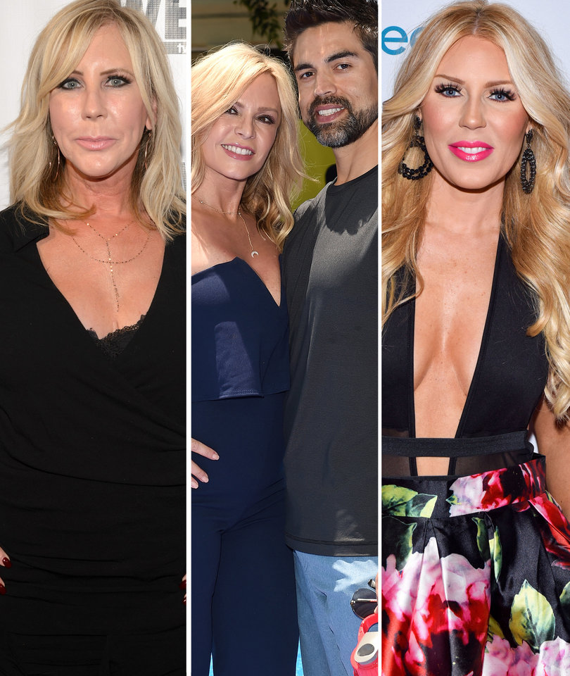 Judge Slams 'RHOC' Co-Stars as 'Homophobic Bullies' for Trying to 'Out' Husband