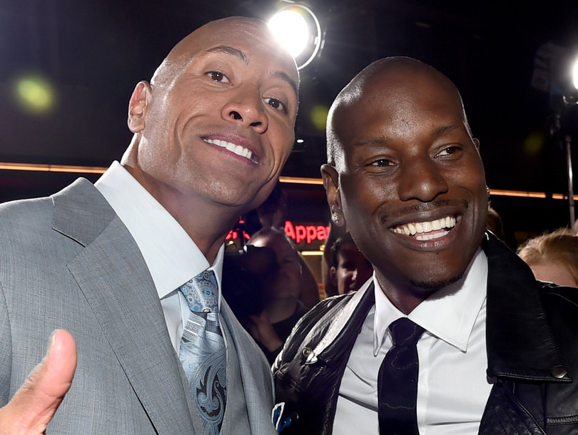 Tyrese Gibson Blasts The Rock Over 'Fast & Furious' Spinoff After Actor Refuses to Answer His Texts