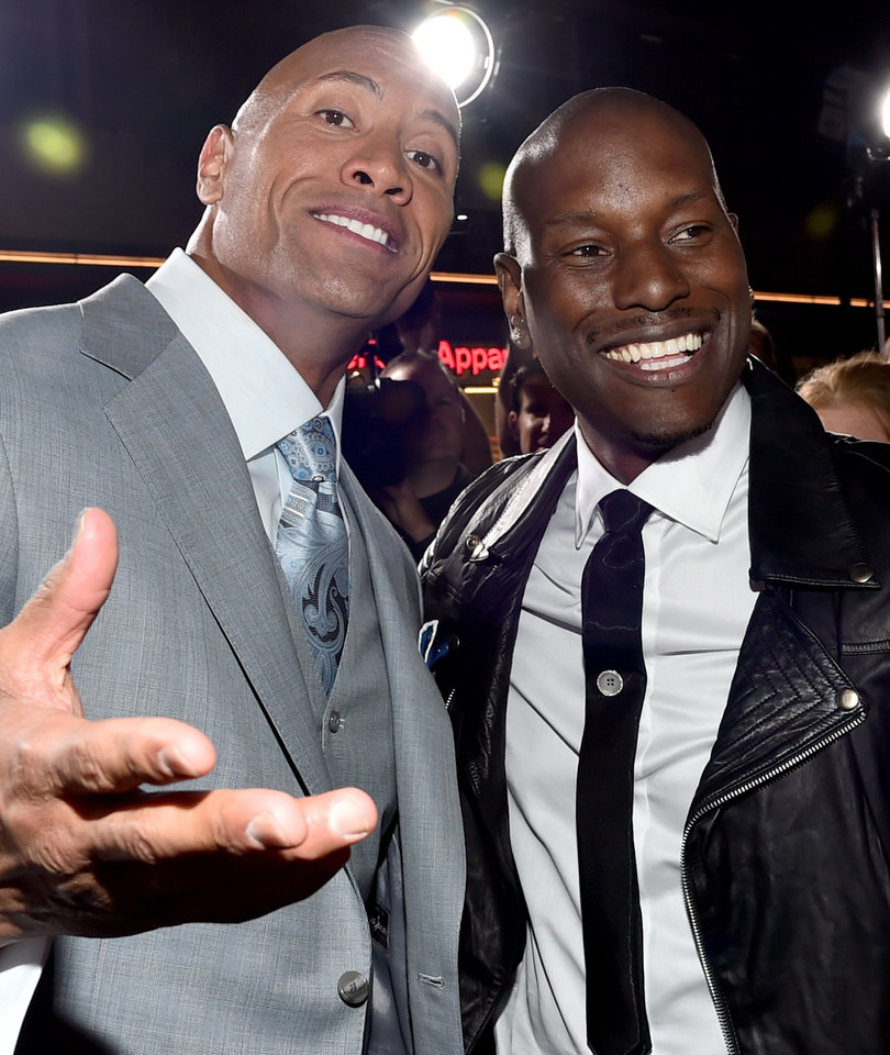 Tyrese Blasts Rock Over 'Furious' Spinoff After Actor Ignored His Texts