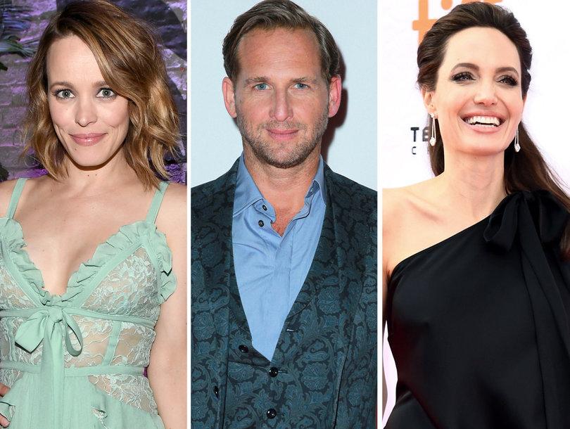 Rachel, Josh and Angelina Among Hollywood's Hottest in Toronto