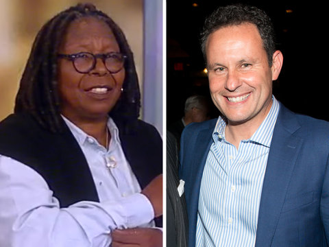 Whoopi Drags Fox News Host as 'Downright Dumb' For 9/11 Memorial Comments