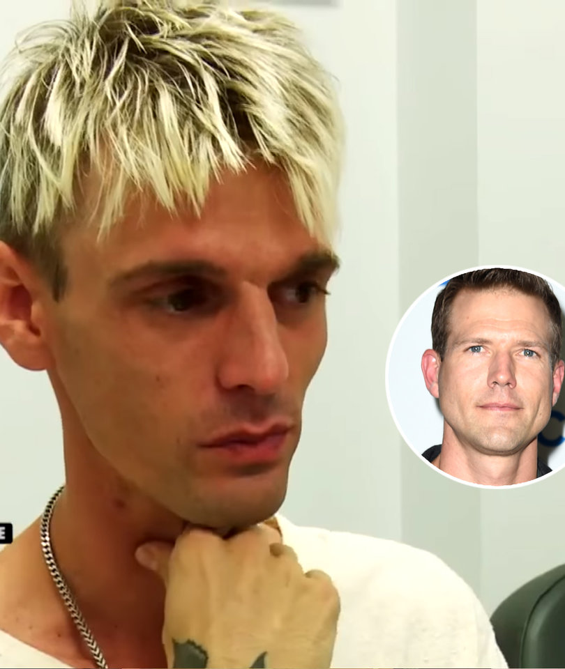 'The Doctors' Travis Stork on Aaron Carter: 'His Physical Health Is In Jeopardy'