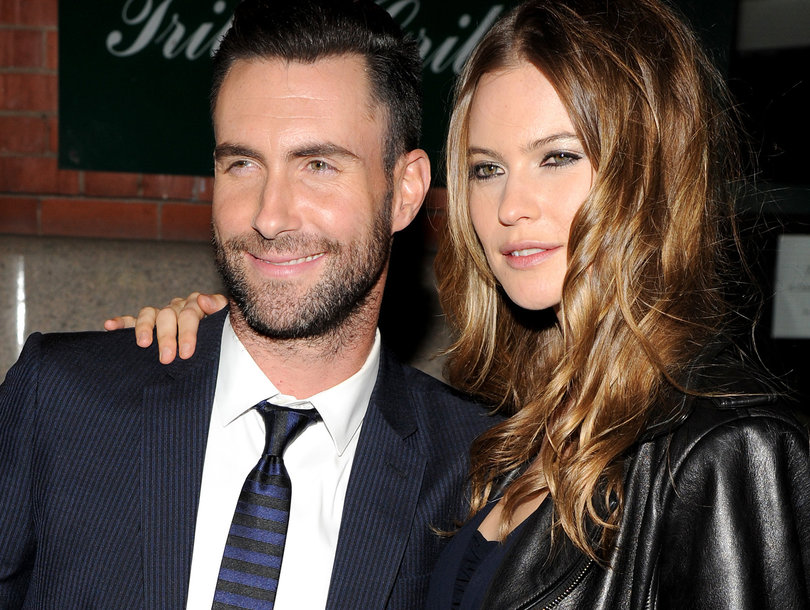 Adam Levine and Wife Behati Prinsloo Expecting Baby #2