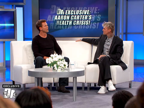 'The Doctors' Travis Stork on Aaron Carter Episode: 'His Physical Health, Not Just Emotional Health Is In Jeopardy' (Exclusive)