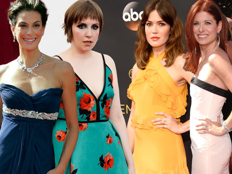 The Best and Worst Emmys Fashion of All Time