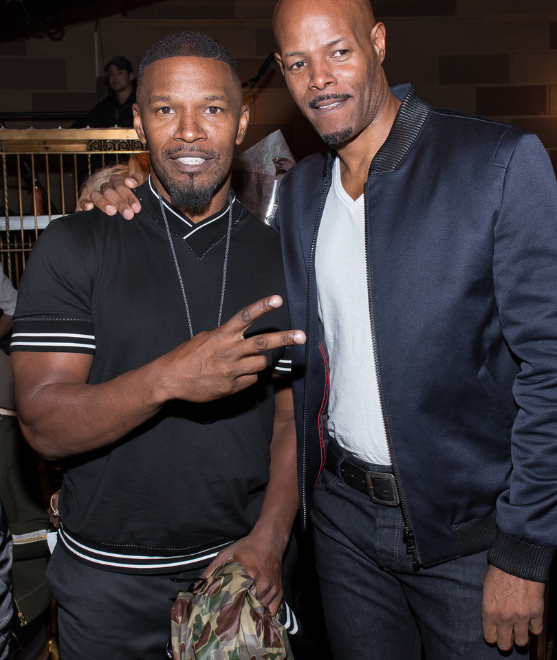 Jamie Foxx and Keenan Ivory Wayans' Daughters Walk In Same NYFW Runway Show