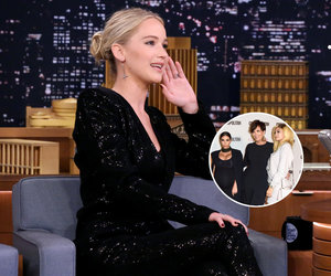Jennifer Lawrence Used the Kardashians to Cope With Dark Days on 'mother!'