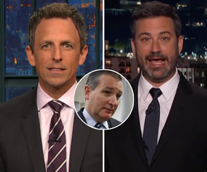 Late-Night TV Spanks Ted Cruz Hard for MILF Porn Fiasco