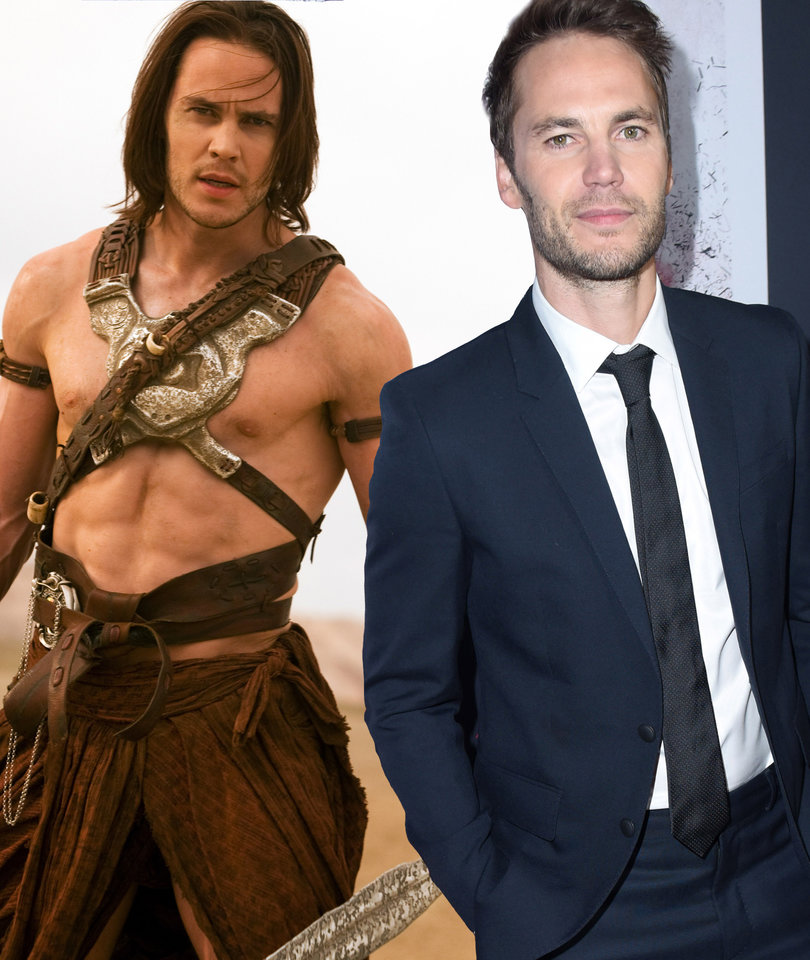17 Photos That Prove Taylor Kitsch Is Hot AF