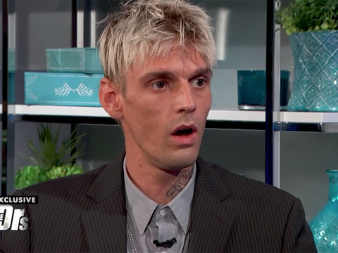 Aaron Carter Gets HIV Test Results and Considers Rehab on 'The Doctors'
