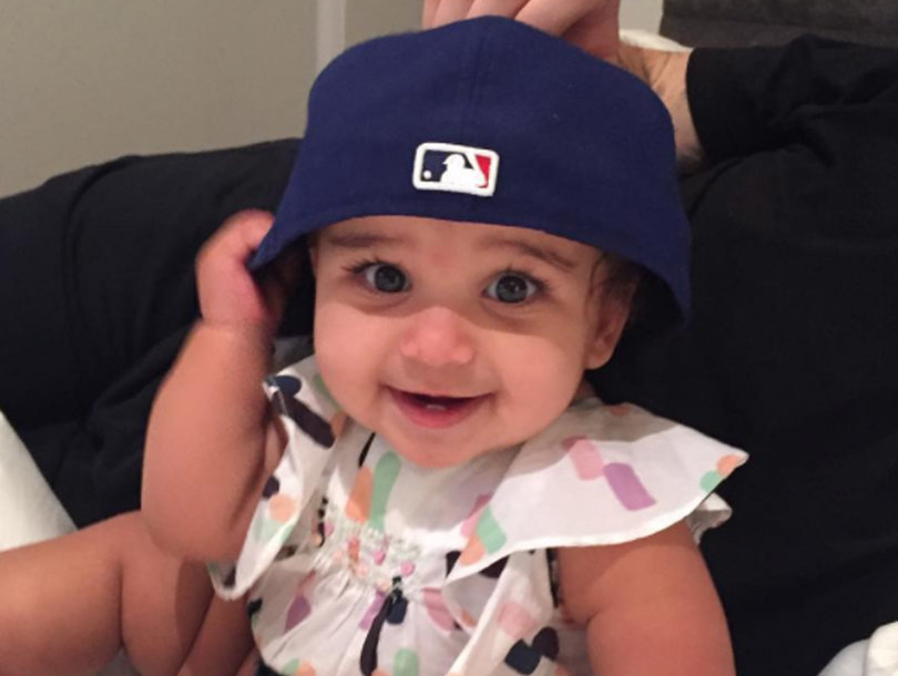 See Rob Kardashian Spend 'Daddy/Daughter Time' with Baby Dream