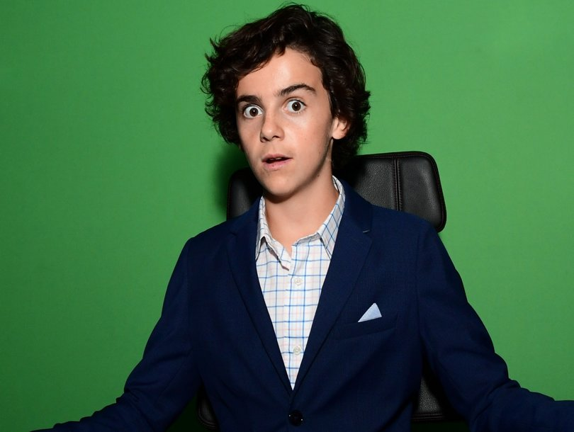 'IT' Star Jack Dylan Grazer Was Just as Scared as You Were While Watching the Horror Blockbuster (Exclusive)