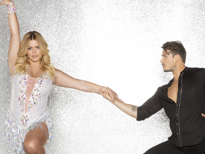 Here's What We Know About 'Pretty Little Liars' Sasha Pieterse and Gleb Savchenko's 'DWTS' Debut (Exclusive)