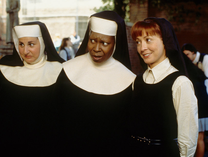 Whoopi Goldberg Stages Epic 'Sister Act' Reunion on 'The View'