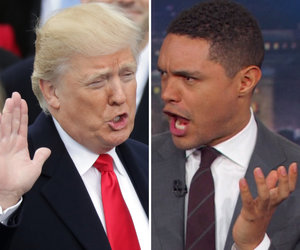 Trevor Noah Roasts 'Gaslighting Shrimp Tempura' Trump Over DACA Confusion