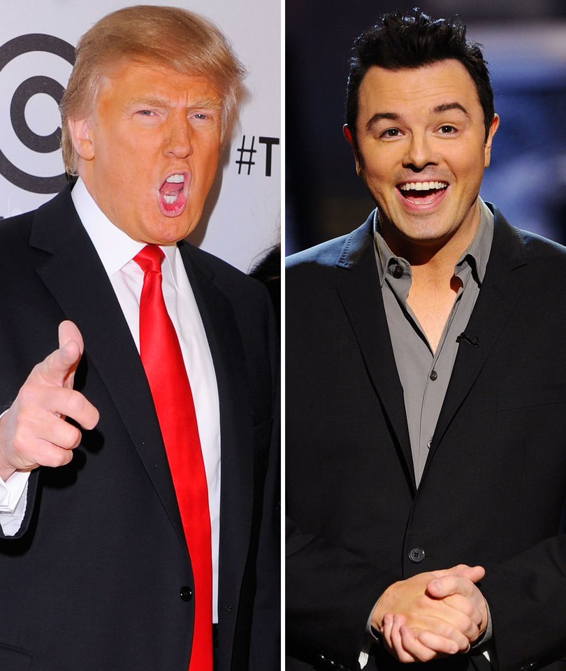 Seth MacFarlane Says This One Thing Was Off Limits During Trump's Roast
