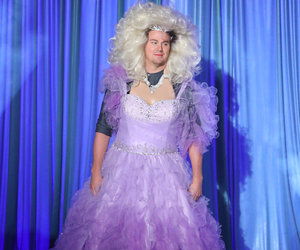 Channing Tatum Does Full Disney Princess Drag to Lip Sync 'Let It Go'