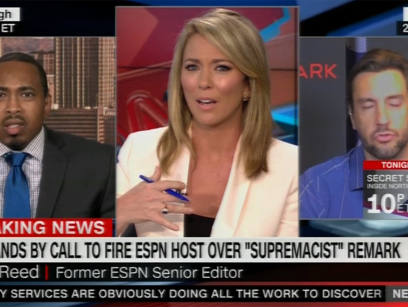 'I Believe in Boobs': CNN's Brooke Baldwin Cuts Interview With Sports Radio Host After Lewd Remark