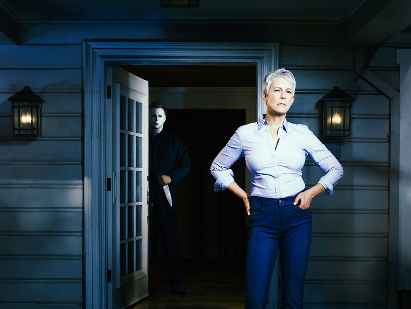 Jamie Lee Curtis Returns to New 'Halloween' After Iconic Character ...